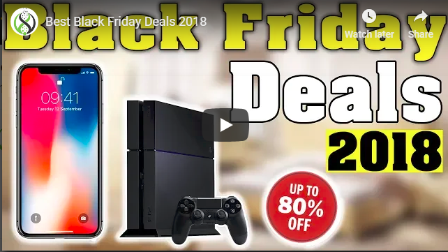 Black Friday 2018 South Africa Deals,Specials and Shops