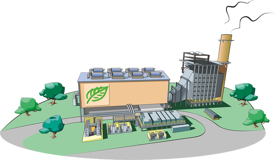 recycling business location