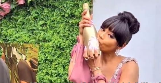 Bonang Matheba launches her own MCC range