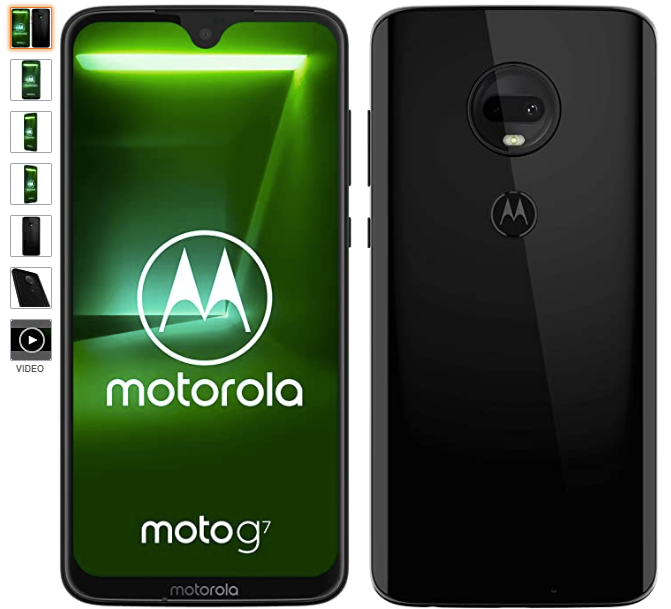 Moto G7-Best Androing Smartphones