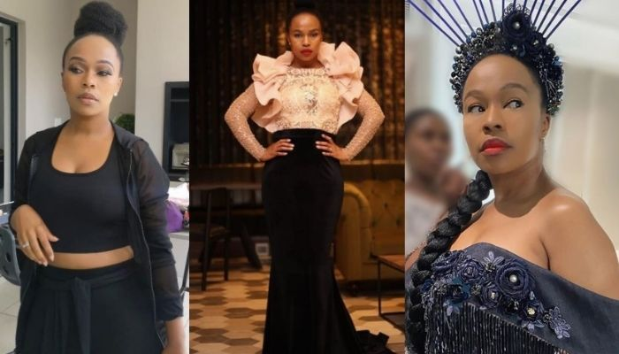 Lindiwe from the River (Sindi Dlathu) Left Mzansi Perplexed on Her Latest Pictures Looking All Gorgeous
