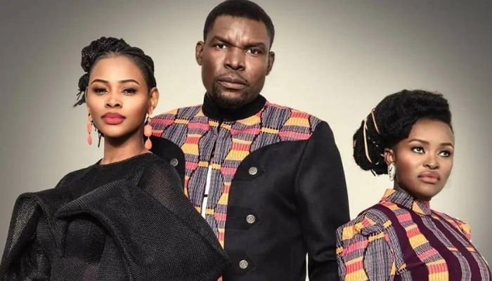 Muvhango Actors and their real life Partners