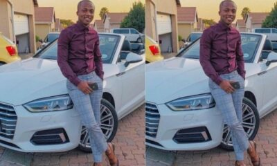 A look at Skeem Saam actor Noah 'Austin Rethabile Mothapo' cars and business empire
