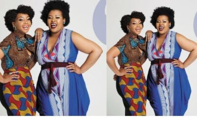 Meet The Famous Mzansi Who Have The Same Parents
