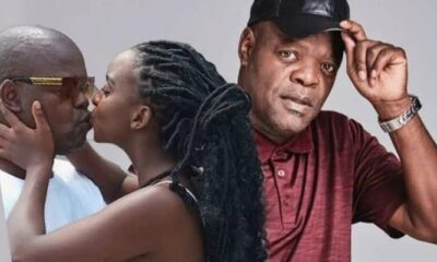 Kenneth Mashaba shared a picture with his girlfriend but people noticed this